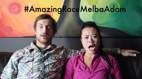 Amazing Race Melba Adam
