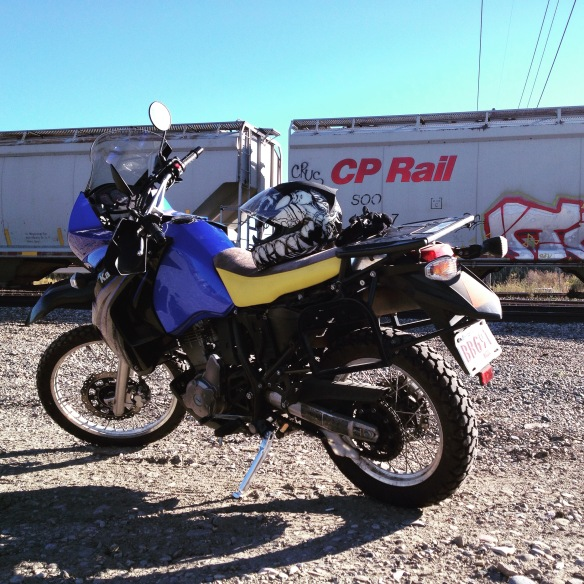 My 2010 KLR 650