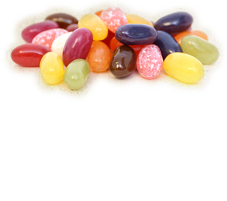 Which jelly bean are you?